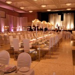 White Wedding – Floor Set-Up